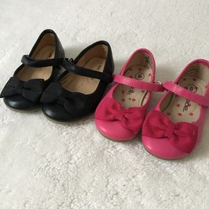 Toddler Girl Dress Shoe Lot